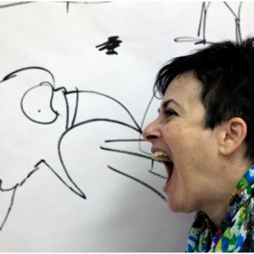 """""""A bird plunged in !?"""" Nauplion 2014"""