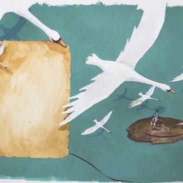 Ημέρα των πουλιών σήμερα. Πετάει η έμπνευση μαζί τους.