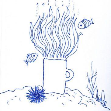Ένα σκίτσο την ημέρα… A scketch per day… 14/7/16