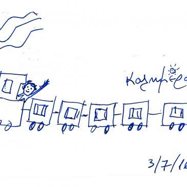 Ένα σκίτσο την ημέρα… A scketch per day… 3/7/16