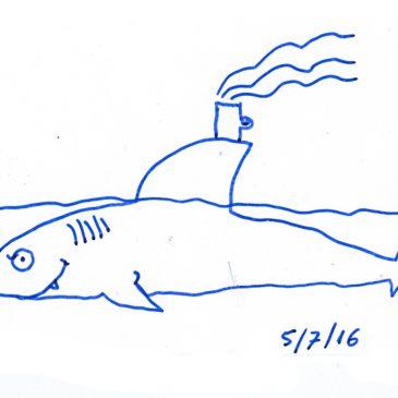 Ένα σκίτσο την ημέρα… A scketch per day… 5/7/16