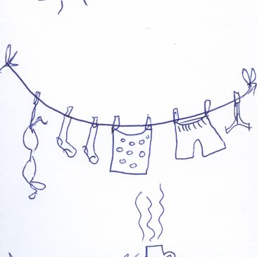 Ένα σκίτσο την ημέρα… A scketch per day… 25/7/16
