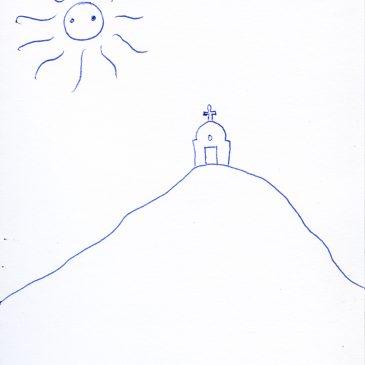 Ένα σκίτσο την ημέρα… A scketch per day… 27/7/16