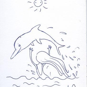 Ένα σκίτσο την ημέρα… A scketch per day… 29/7/16
