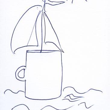 Ένα σκίτσο την ημέρα… A scketch per day… 30/7/16