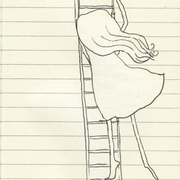 Ένα σκίσο την ημέρα. A sketch per day