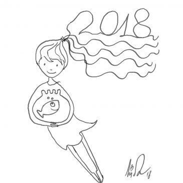 Καλή μας Χρονιά! 2018 Yes!